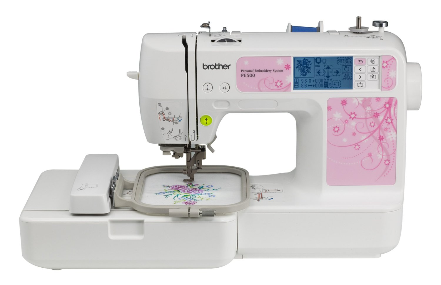 best embroidery machines for beginners 2016