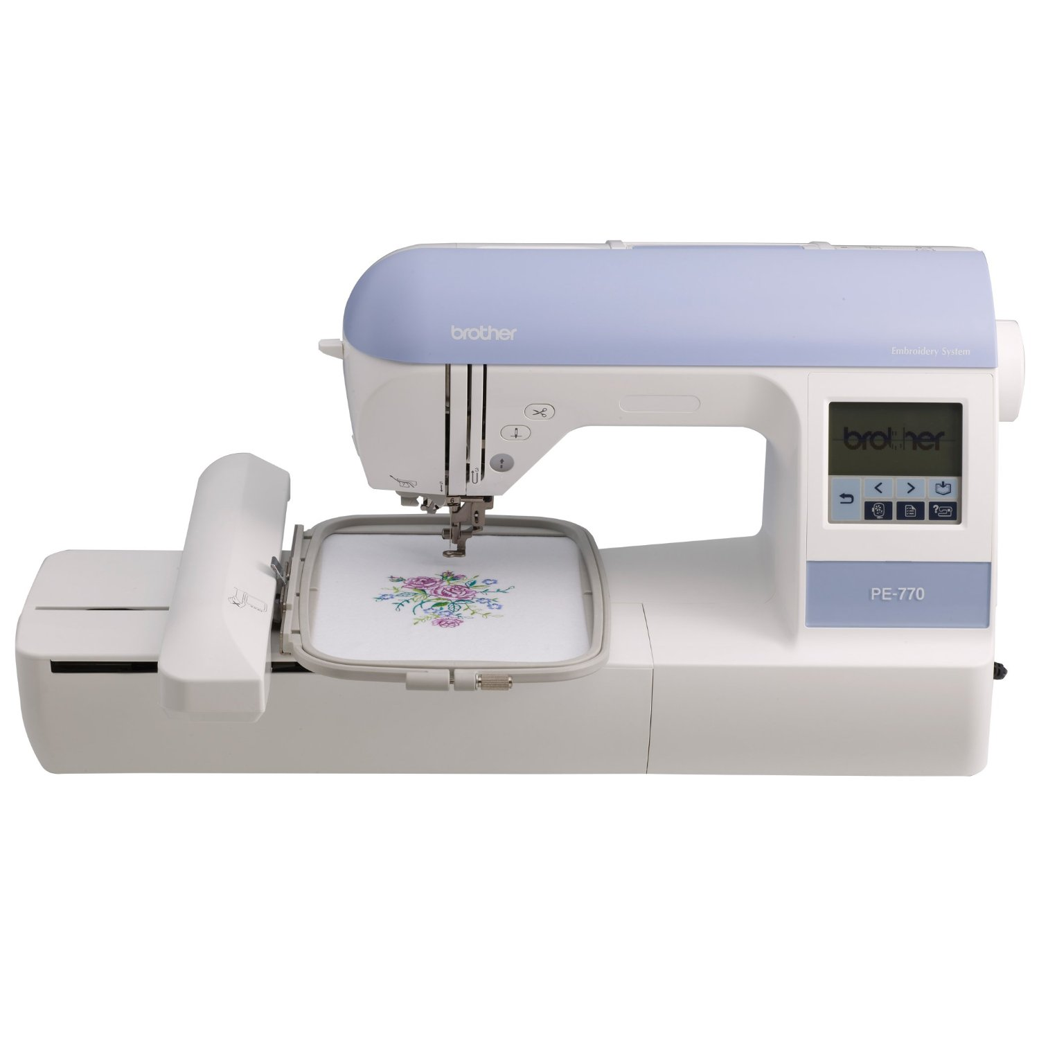 what are the best embroidery machines for beginners