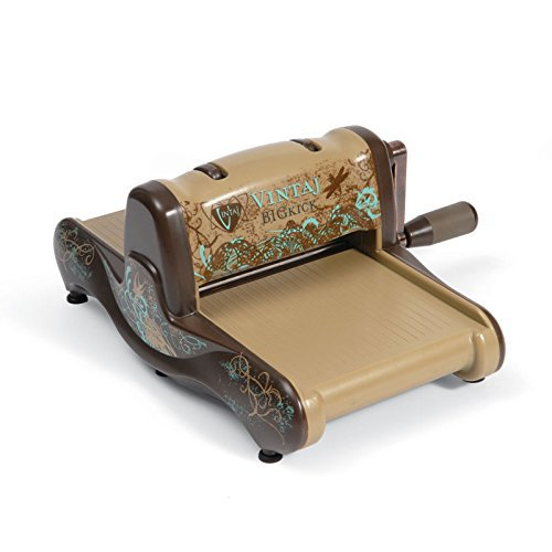 what is the best die cut and embossing machine