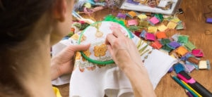 Cover Image: Amazing Must-Know Embroidery Stitches