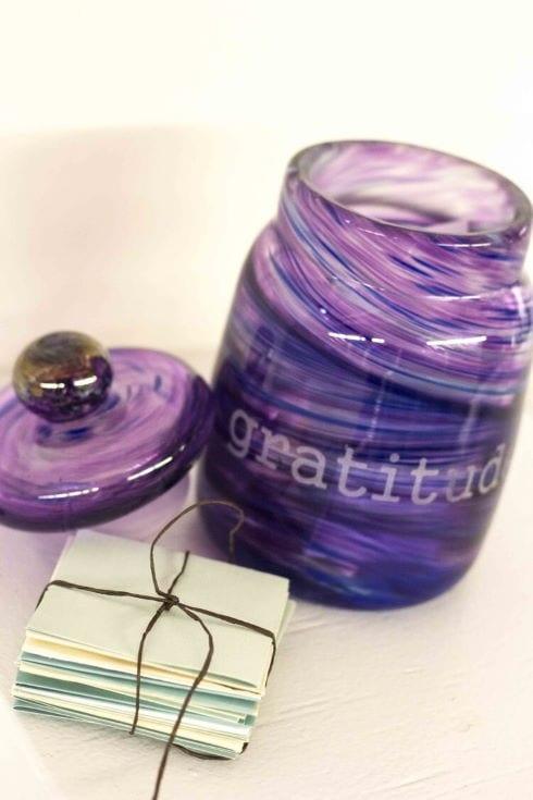 Family Gratitude Jar