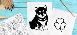 Cover Image: Printable Patterns To Get You Started On 3D Wood Carvings