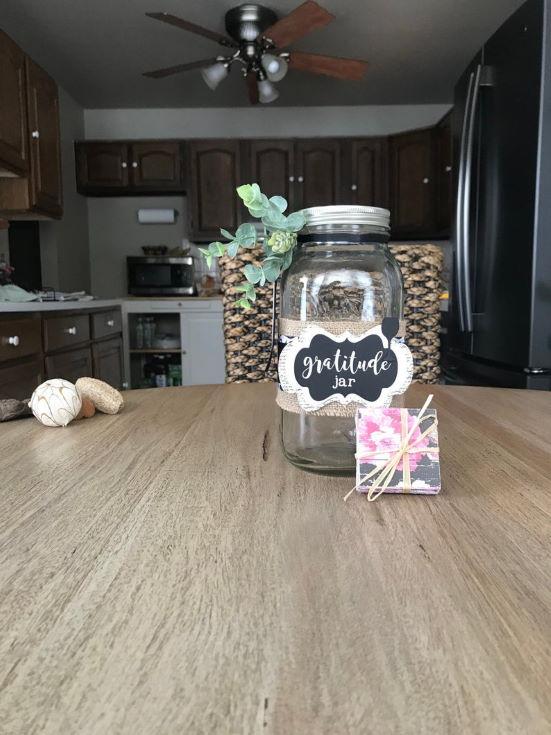 Gratitude Jar - Book Lover