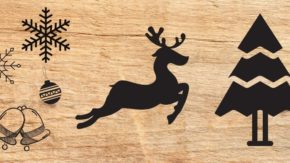 13 Best Christmas Woodburning Patterns For Your Holiday Décor