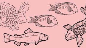 15 Woodburning Fish Patterns You Need To Try