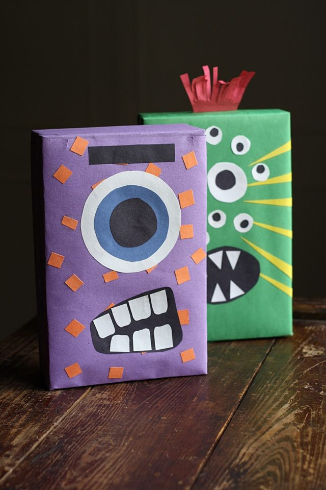 Cereal Box Monsters