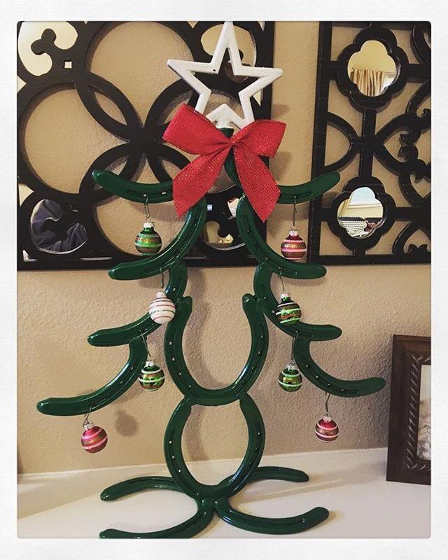 Christmas Tree Display