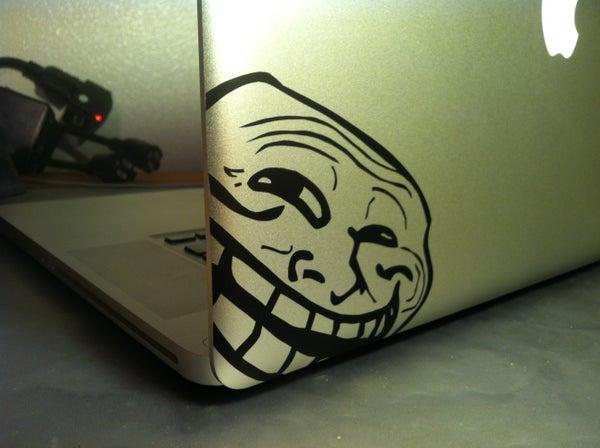 Laptop Stencils