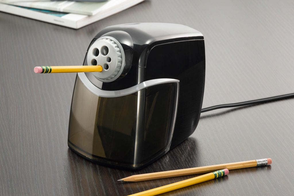 The 6 Best Electric Pencil Sharpeners For School And Home