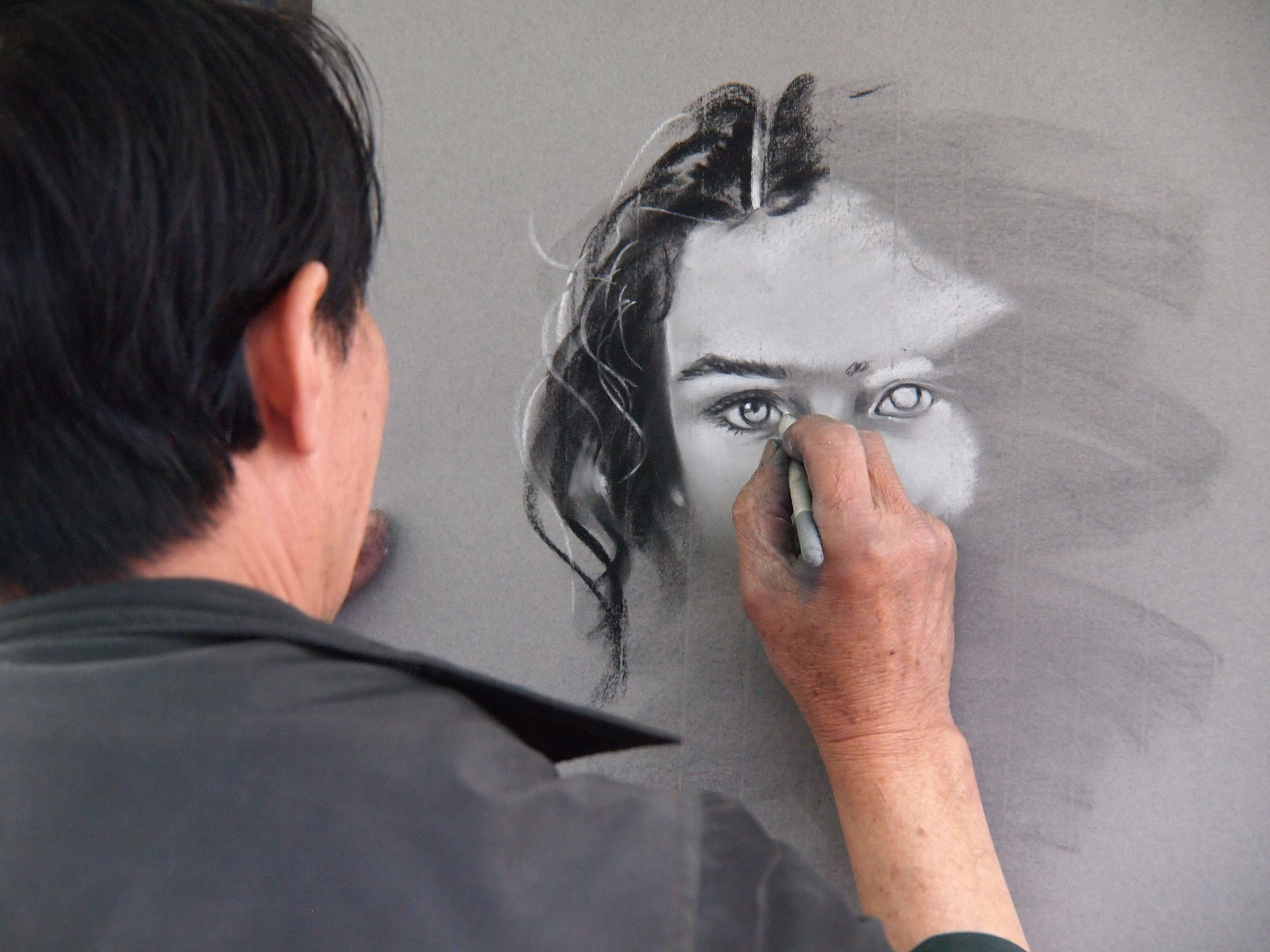 Cover image the best paper for charcoal drawing