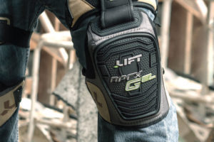 Cover Image: The Best Knee Pads for Flooring Work