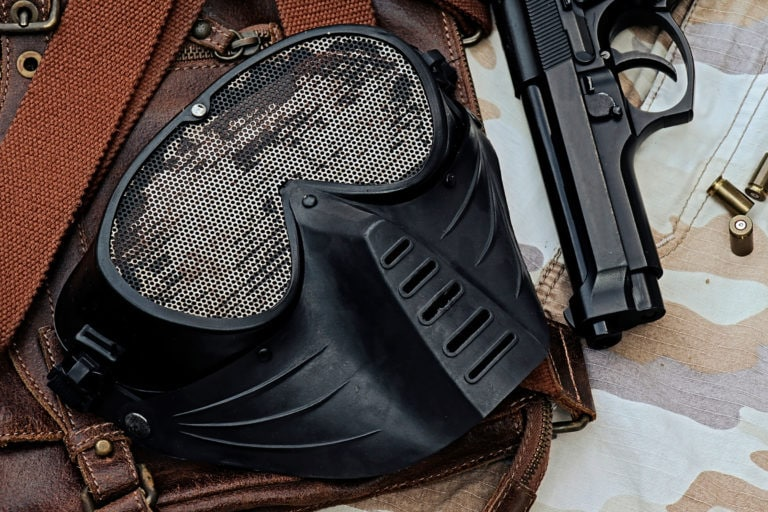 The Best Airsoft Masks for Full-Face Protection