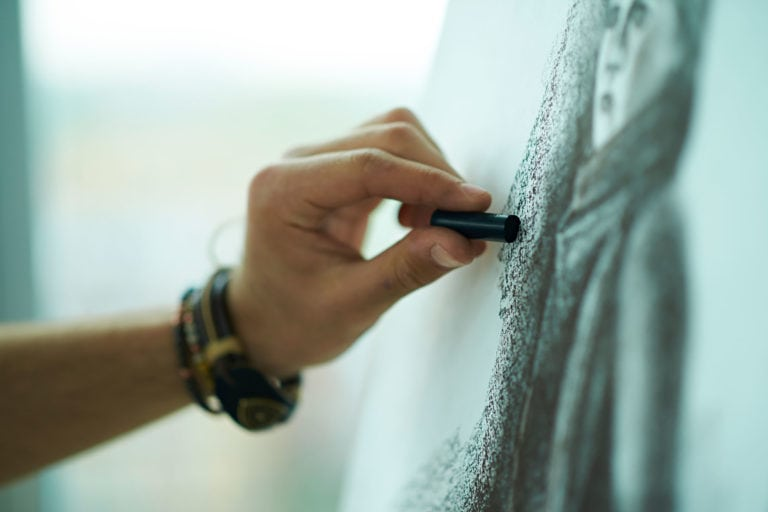 The Best Paper for Oil Pastels Artwork