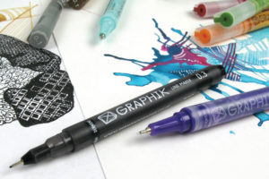 Cover Image: The 5 Best Pens for Doodling Art