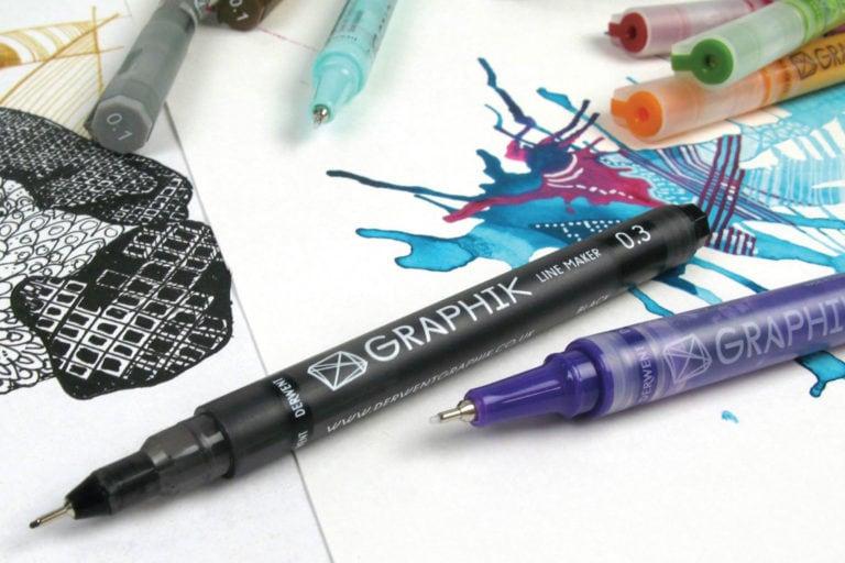 The 5 Best Pens for Doodling Art