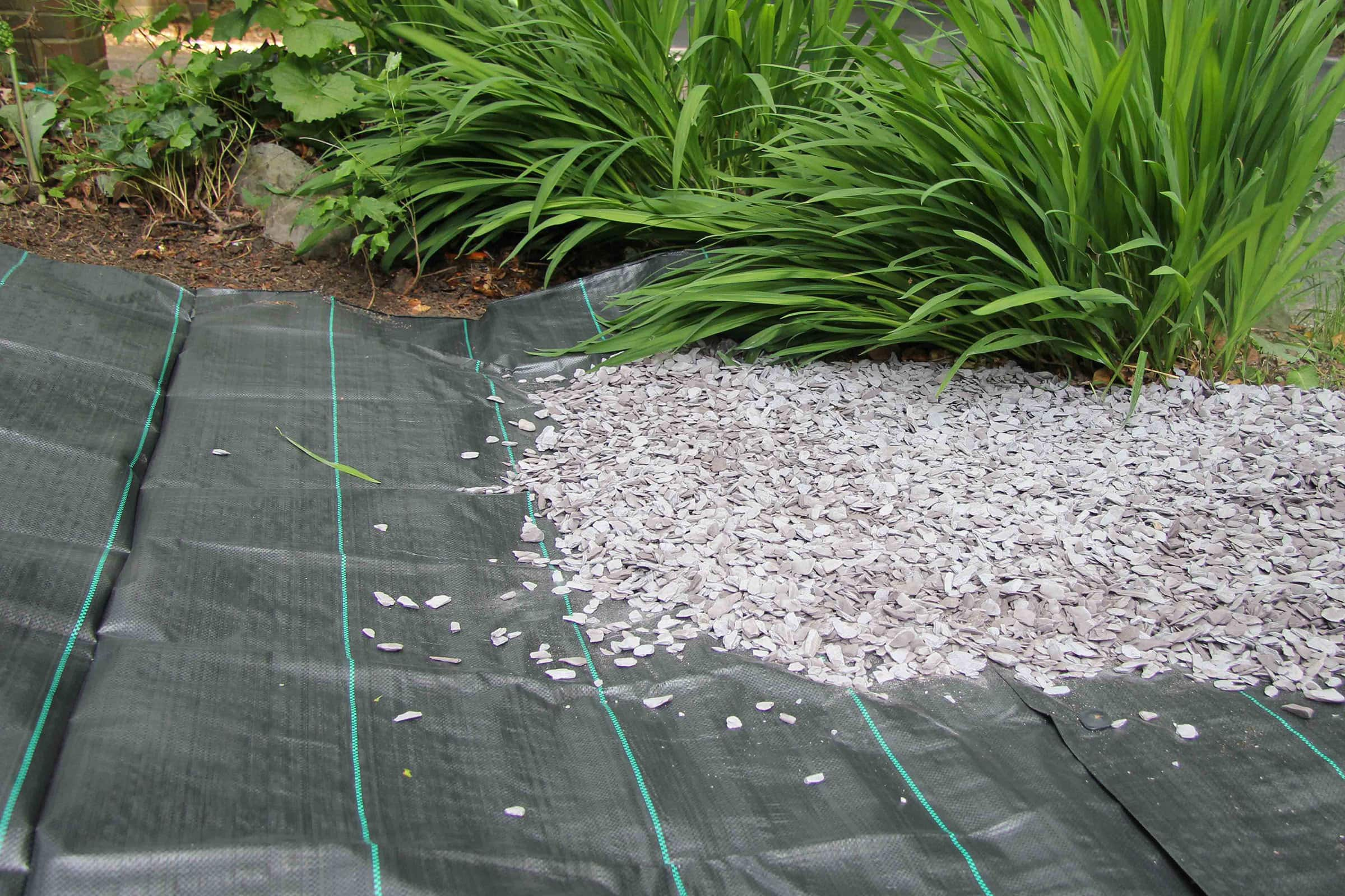 Landscape Weed Barrier Fabric. Does it work?