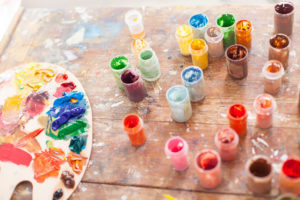 The Best Palettes for Oil and Acrylic Painting