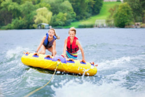The Best Towable Tubes for Adventurous Kids