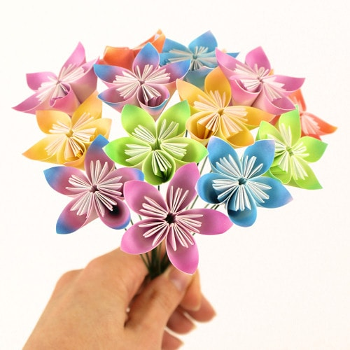 Kusudama Flowers