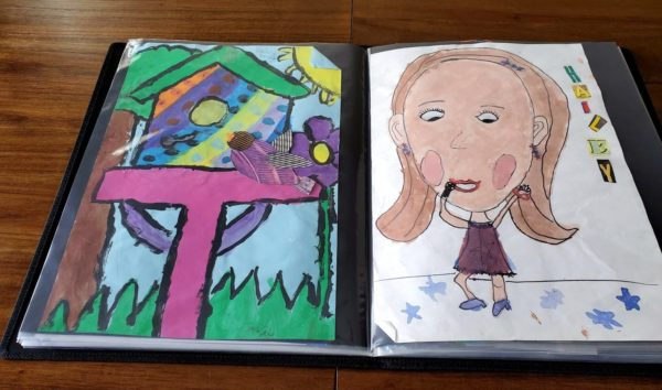 Kids Artwork Collections