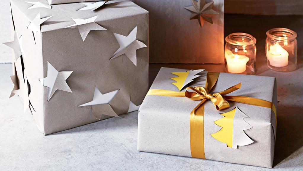 3D Gift Wrapping Paper