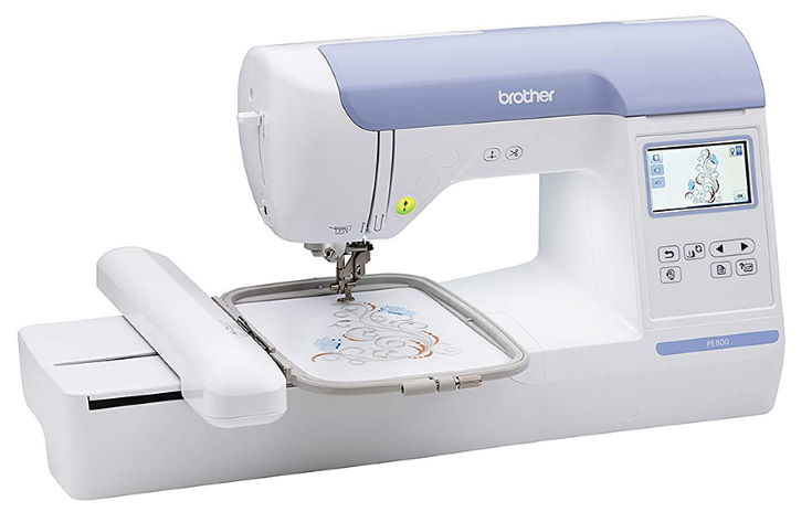 Brother PE800 5in x 7in Embroidery Machine