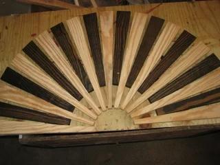 Easy Wooden Doormat