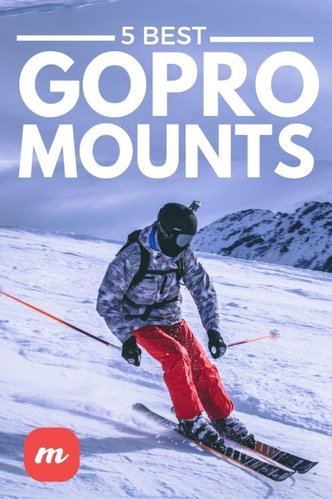 5 Best GoPro Mounts For Snowboarding