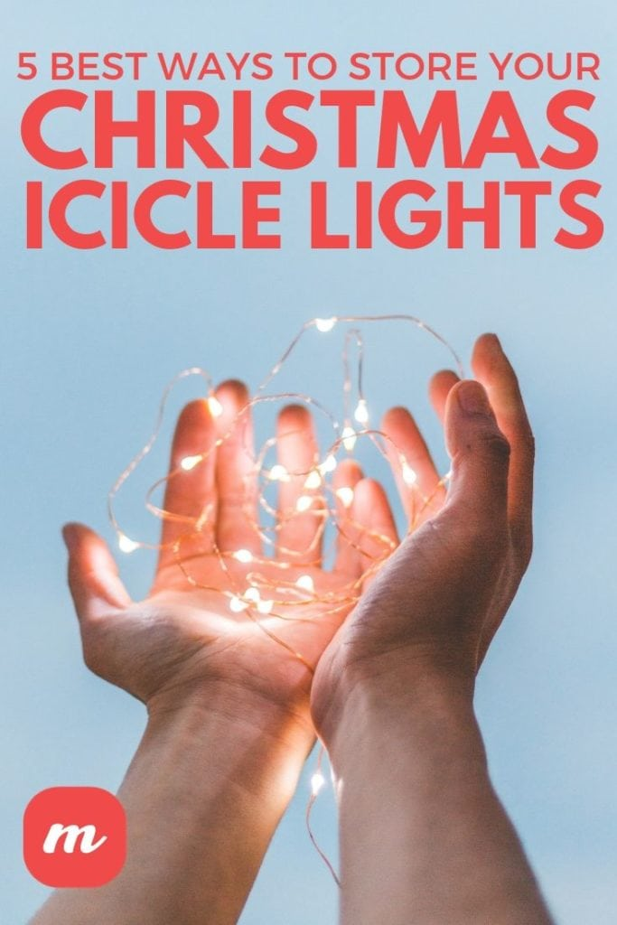 5 Best Ways To Store Your Christmas Icicle Lights