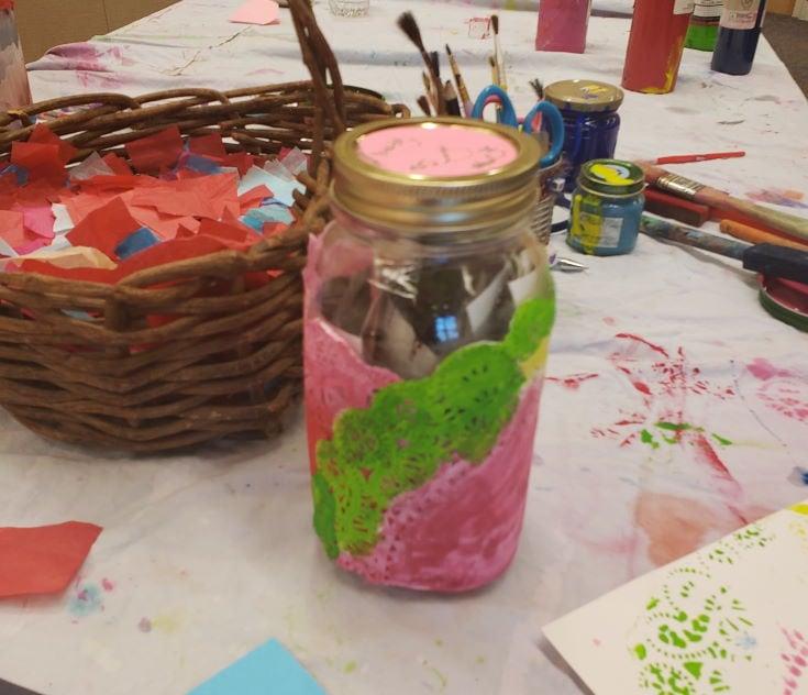 New Year Gratitude Memory Jar