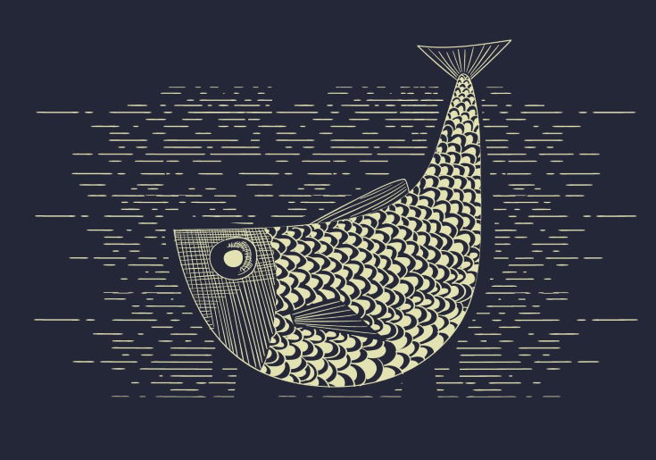 This Graphic Design Inspired Fish