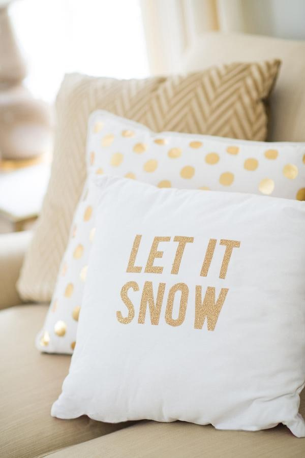 Holiday Throw Pillows