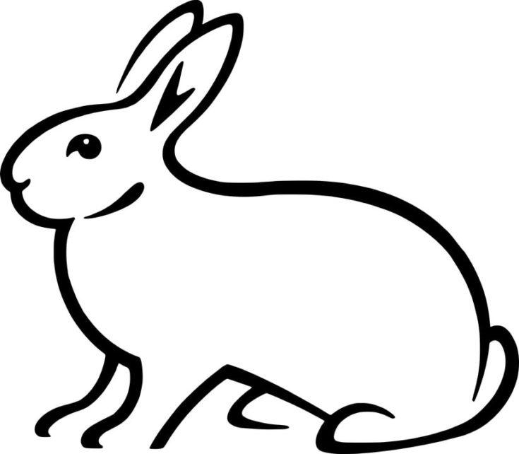 Paperweight Rabbit vector