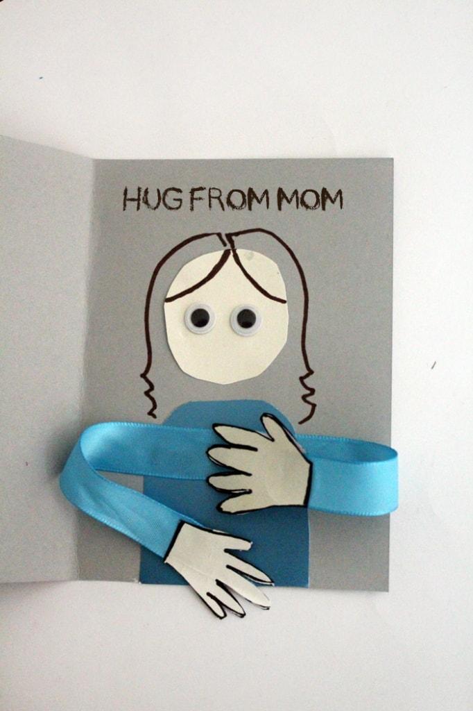 A Mother's Hug craft