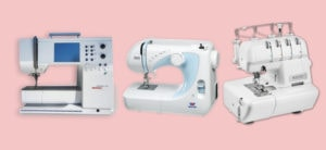 Cover Image: All the Different Types of Sewing Machines Explained