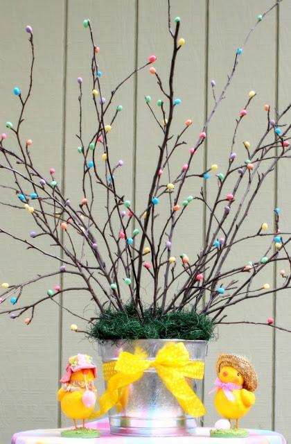 An Adorable Jelly Bean Tree