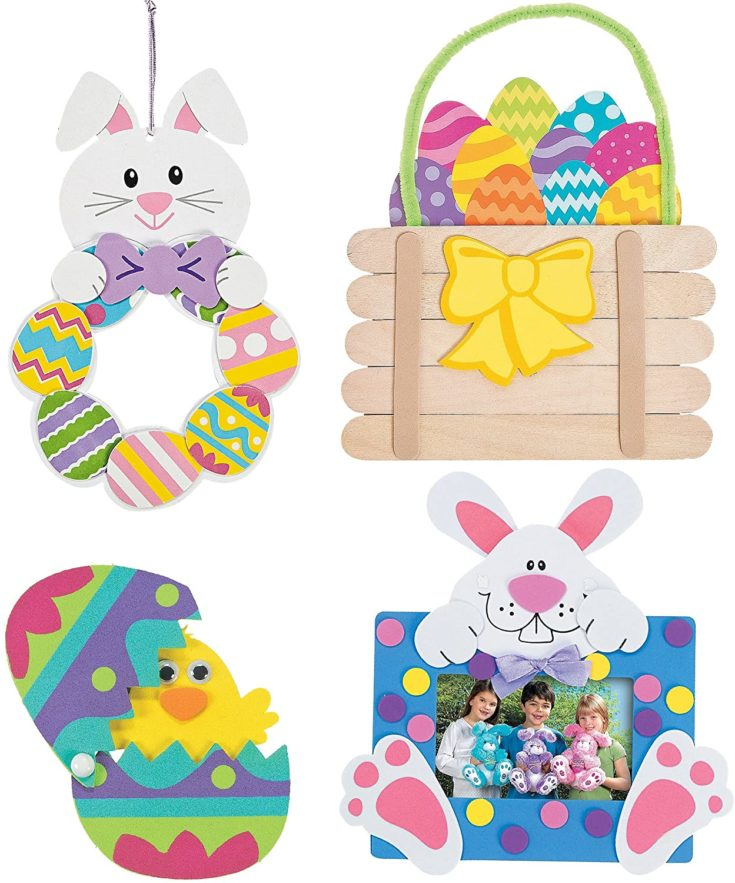 An All-in-one DIY Easter Crafts Kit