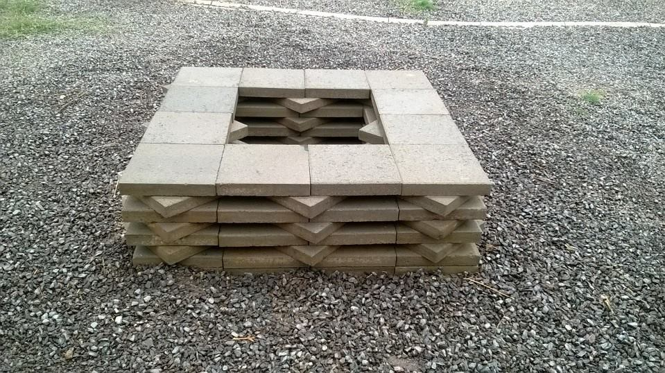 Cool Angles Fire Pit