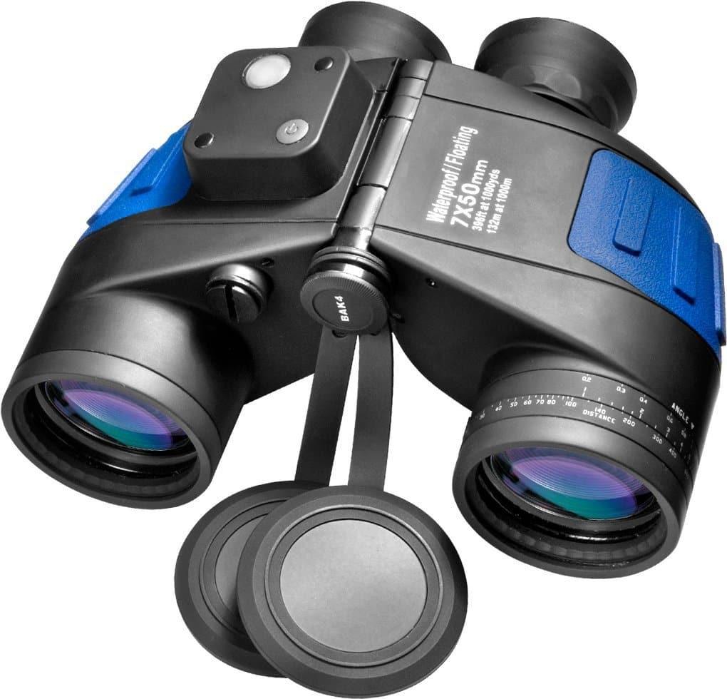 BARSKA Deep Sea 7x50 Waterproof Floating Binocular best marine binoculars