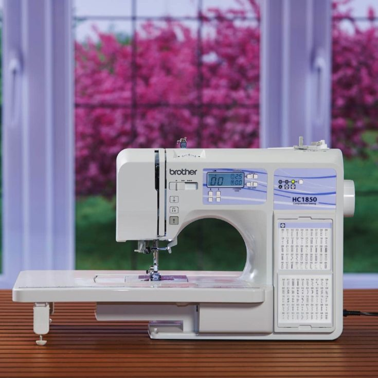 Brother Computerized Sewing and Quilting Machine