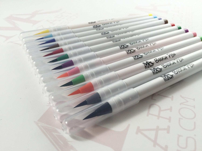 best brush pens for lettering