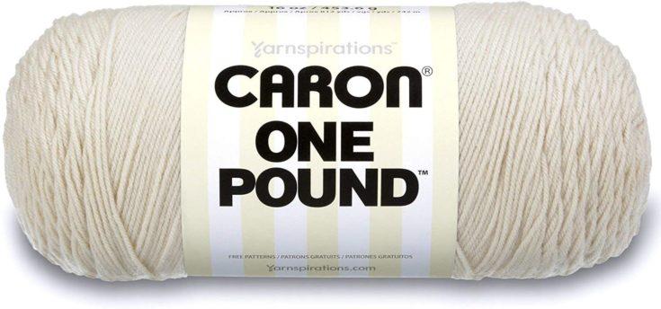 Caron one Pound