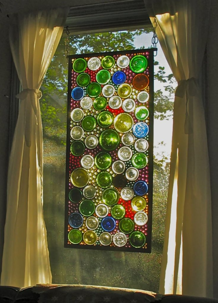 Cheap Stained Glass