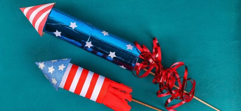 52 Awesome Patriotic Kids Craft Ideas