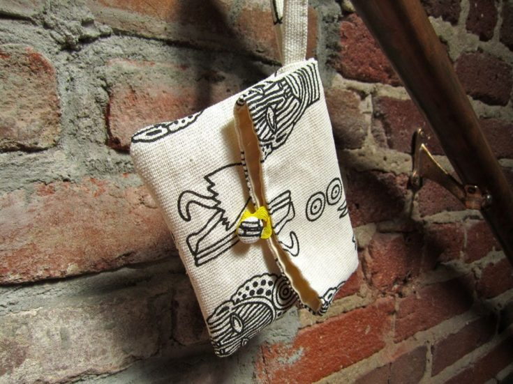 Sew a Simple Foldover Clutch