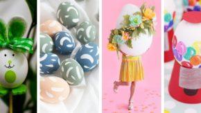 69 Eye-Catching DIY Easter Eggs