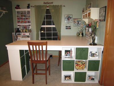 Custom Craft Table