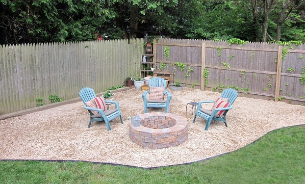 30 Spectacular Backyard Diy Fire Pit Seating Ideas