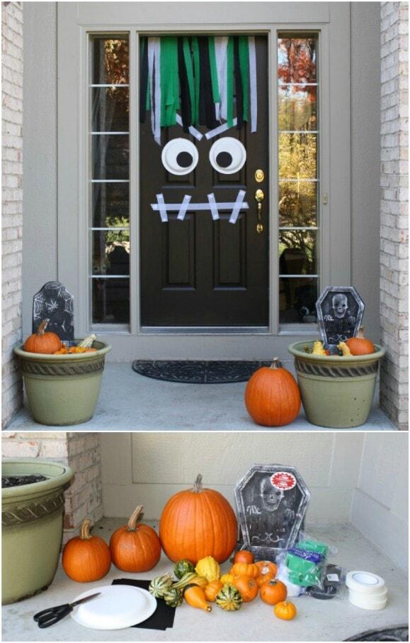 DIY Halloween Décor