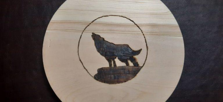 How To Make Custom Vinyl Stencils For Wood Burning